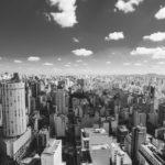 Com greve, poluição cai pela metade em São Paulo