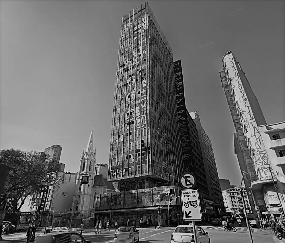 Edifício que desabou no centro de SP era ícone modernista