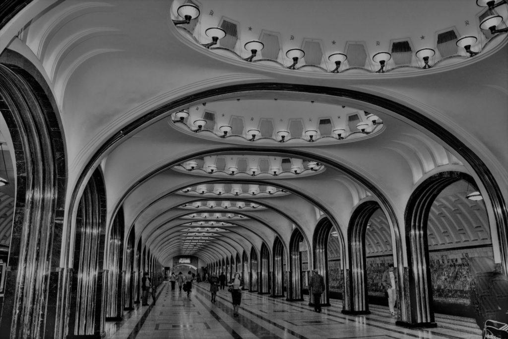Rússia além da Copa: as incríveis estações de metrô russas para conhecer