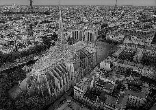 O futuro da Catedral de Notre Dame